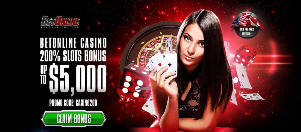 bônus de casino não verificados